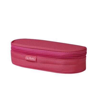 herlitz-50022922-caja-de-lapices-estuche-suave-poliester-rosa