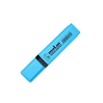 marcador-fluorescente-molin-rectangular-azul