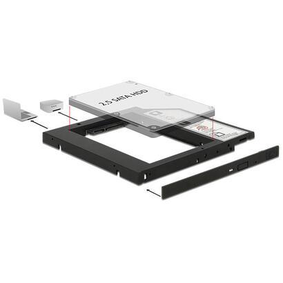 delock-62669-adaptador-para-portatil-525-slim-25-sata-hdd-95mm