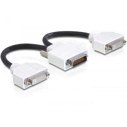 delock-65281-adaptador-de-cable-dms-59-2x-dvi-245-negro