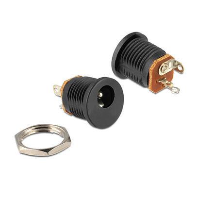 delock-65503-adaptador-de-cable-dc-21-x-55-mm-negro