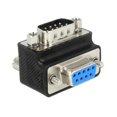 delock-65593-adaptador-de-cable-vga-negro-plata