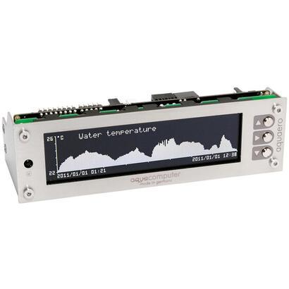 aqua-computer-53145-controlador-de-velocidad-de-ventilador-acero-inoxidable-lcd