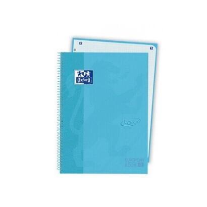 libreta-oxford-europeanbook-1-azul-pastel-a4-tapa-extradura-80-hojas-rayado-cuadricula-55-90gr