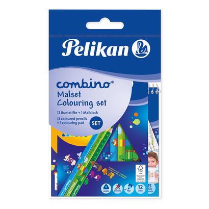 pelikan-812726-laapiz-de-color-12-piezas-multicolor