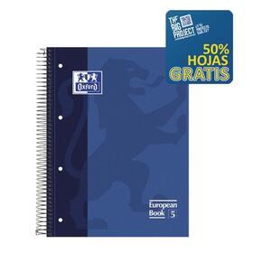 europeanbook-oxford-tapa-extradura-a4-120-hojas-cuadricula-5x5-varios-colores