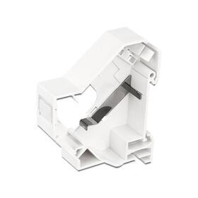 delock-86232-keystone-montaje-para-riel-din-con-conexion-a-tierra