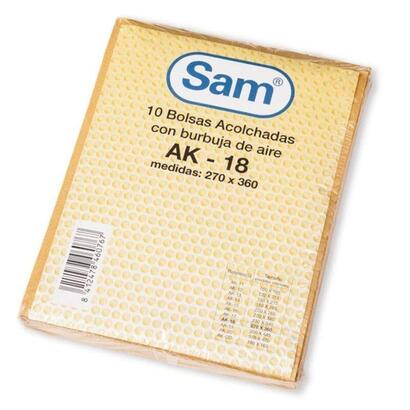 paquete-10-bolsas-sam-ak-18-acolchadas-con-burbuja-de-aire-tira-de-silicona-2736cm