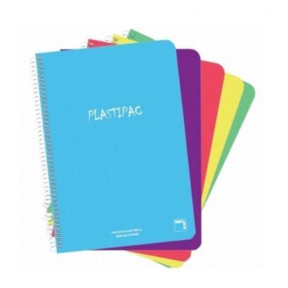 paquete-de-5-libretas-a-4-de-colores-surtidos-80-hojas-90-gramos-linea-horizontal-8cm-pacsa