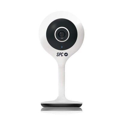 camara-de-seguridad-wifi-spc-lares-24ghz-720p-detec-movimiento-vision-nocturna-dual-speaker-app-spc-iot