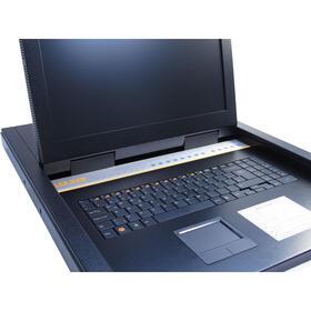 inter-tech-kvm-1708-consola-de-rack-432-cm-17-1280-x-1024-pixeles-acero-negro