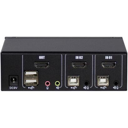 inter-tech-kvm-switch-kvm-as-21ha-metall