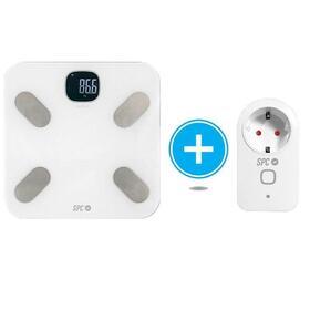 kit-spc-6918k-compuesto-por-bascula-inteligente-atenea-blanca-enchufe-inteligente-clever-plug