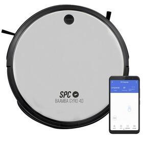 robot-aspirador-spc-baamba-gyro-40-navegacion-inteligente-5-modos-de-limpieza-filtro-hepa-bateria-2200mah-app-spc-iot
