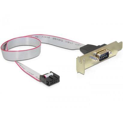 delock-89300-cable-de-serie-gris-04-m-db9-9-p-com