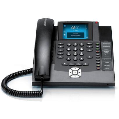 auerswald-comfortel-1400-telefono-analogico-negro-identificador-de-llamadas