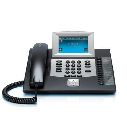 auerswald-comfortel-2600-telefono-analogico-negro-identificador-de-llamadas