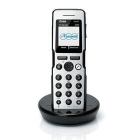 auerswald-comfortel-m-210-telefono-dect-negro-plata