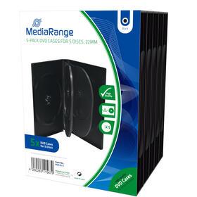 mediarange-box35-5-funda-para-discos-opticos-funda-de-dvd-5-discos-negro-5-uds