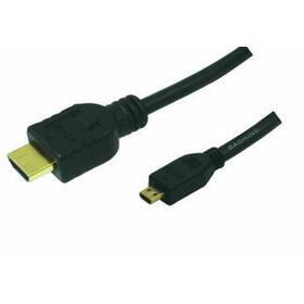 logilink-3m-hdmi-to-hdmi-micro-mm-cable-hdmi-hdmi-tipo-d-micro-hdmi-tipo-a-estandar-negro