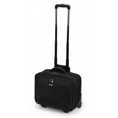 dicota-multi-roller-eco-11-156-maletines-para-portatil-396-cm-156-maletin-con-ruedas-negro