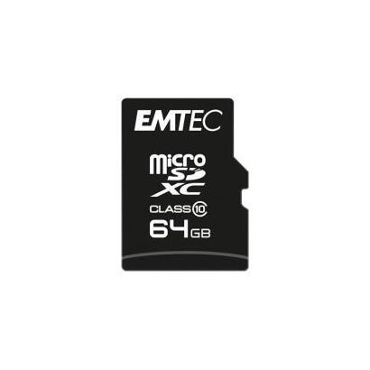 emtec-microsd-card-64gb-sdhc-cl10-classic-adapter