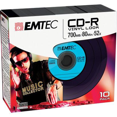 emtec-cd-r-vinyl-look-700-mb-10-piezas