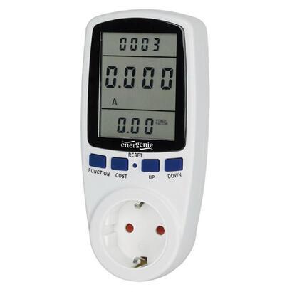 gembird-eg-ssm-01-temporizador-electrico-electronico-complemento-blanco