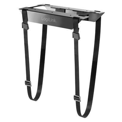 logilink-eo0009-soporte-de-cpu-ajustable-debajo-del-escritorio-con-correa