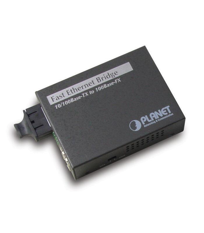 planet-10100tx-100base-fx-sc-single-mode-bridge-fiber