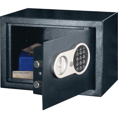 rieffel-hgs-16e-caja-fuerte-de-superficie-negro-16-l-metal