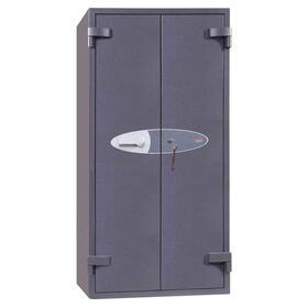 phoenix-hs1056k-caja-fuerte-empotrada-en-el-suelo-gris-llave-553-l-940-mm-585-mm