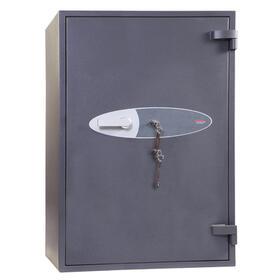 phoenix-hs9073k-caja-fuerte-empotrada-en-el-suelo-gris-llave-218-l-suelopared-2-estanterias