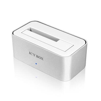icy-box-dockingstation-25-35-sata-ib-111stu3-wh-blanco