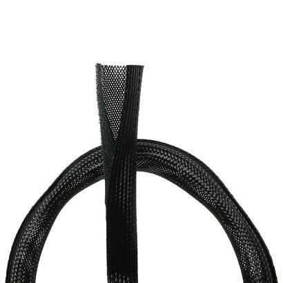 logilink-kab0006-funda-cable-flexible-18m-negro