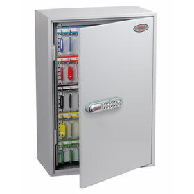 phoenix-kc0604e-gris-200-colgadores-electronico-380-x-140-x-550-mm