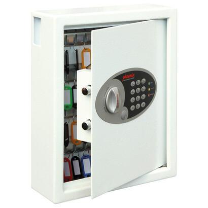 phoenix-cygnus-ks0032e-metal-blanco-48-colgadores-electronico-300-x-100-x-360-mm