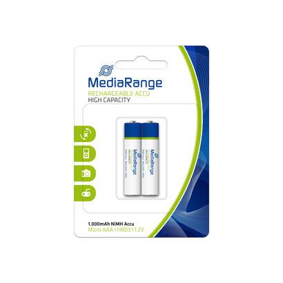 mediarange-mrbat122-pila-domestica-bateria-recargable-niquel-metal-hidruro-nimh
