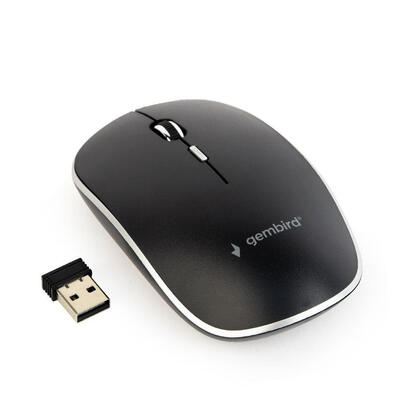 gembird-musw-4b-01-raton-inalambrico-1600-dpi-negro