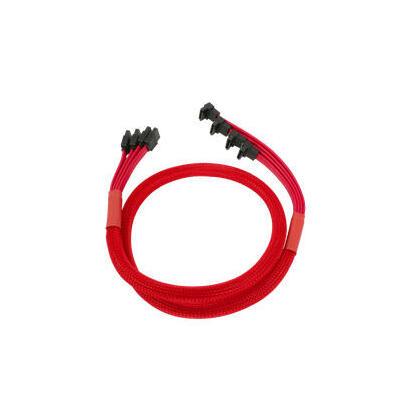 nanoxia-nxs6gsr-cable-de-sata-085-m-negro-rojo
