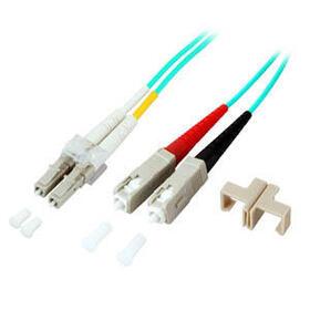 efb-elektronik-o031410-cable-de-fibra-optica-10-m-lc-sc-azul