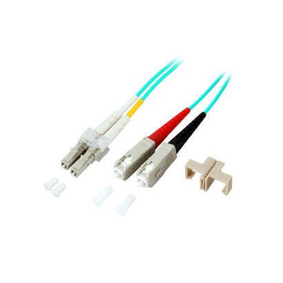 efb-elektronik-o031475-cable-de-fibra-optica-75-m-lc-sc-azul