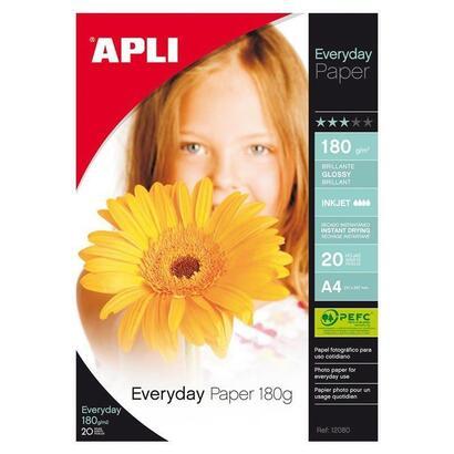 papel-fotografico-apli-12080-20-hojas-a4-180g-brillante