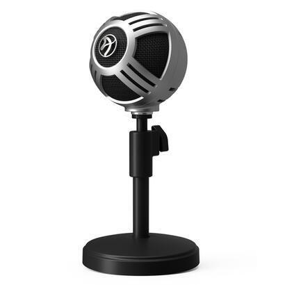 arozzi-sfera-pro-microfono-de-superficie-para-mesa-negro-plata