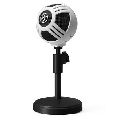 arozzi-sfera-microfono-de-superficie-para-mesa-negro-blanco