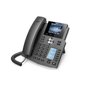 fanvil-x4g-telefono-ip-negro-terminal-con-conexion-por-cable-lcd-4-lineas