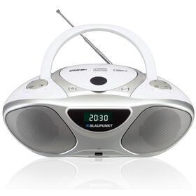 blaupunkt-bb14wh-reproductor-de-cd-grabadora-de-cd-plata-blanco