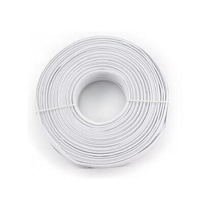 gembird-cable-telefonico-blanco-100m-tc1000s-100m