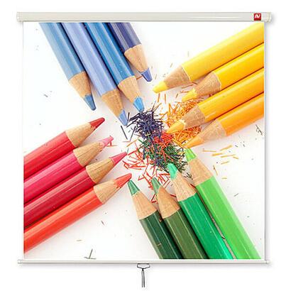 avtek-wall-pantalla-proyector-200x200-11-matt-white