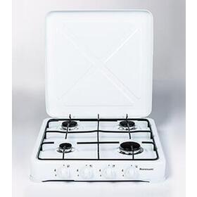 placa-ravanson-k-04t-negro-blanco-encimera-gas-4-zona-s
